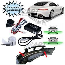 Sensor parking electromagnético sin necesidad de taladrar fijación adhesiva