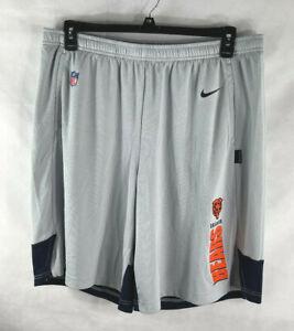 Nike NFL Chicago Bears Breathe Shorts Sz XLarge NKC5-930Z Football Justin Fields