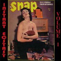 Instant Ecstasy 1; 1997 CD, Rare Doo Wop, R&B, Supremes, Four Pharaohs, Revalons