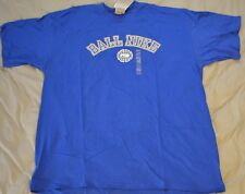 New with tags Nike Basketball Graphic blue Shirt NWT sz XL