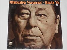 ATAHUALPA YUPANQUI -Basta Ya- LP