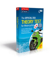 The Official DSA Theory Test for Motorcyclists 2012, Driving Standards Agency (G