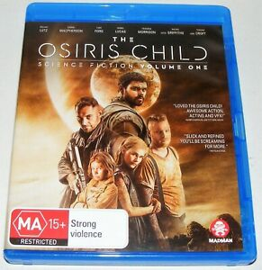 THE OSIRIS CHILD : Science Fiction volume 1  --- ( Blu-ray )