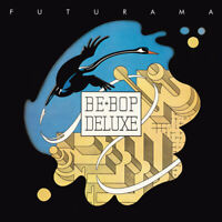 Be Bop Deluxe : Futurama CD Album with DVD 4 discs (2019) ***NEW*** Great Value