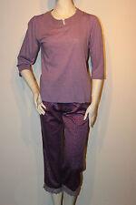 "Triumph Pyjama Schlafanzug ""Bee Dees Lavender Kiss 124 PW2 "" Gr.38 lila Loungew"