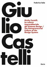 GIULIO CASTELLI. LA CULTURA IMPRENDITORIALE DEL SISTEMA DESIGN  - SALA FEDERICA