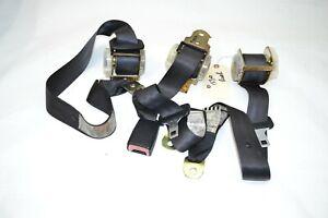 2001-2005 Lexus IS300 Rear Seat Belt Seatbelt Set Oem
