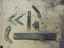 1975 - 1976 BMW E3 3.0Si M30 Lots Of Miscellaneous Engine Mount Brackets