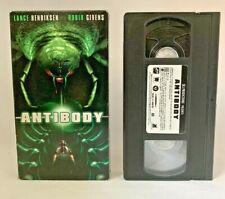 Antibody VHS 2003 Lance Henriksen Robin Givens