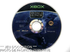 jeu MEDAL OF HONOR SOLEIL LEVANT xbox (First Gen 1) game guerre fps tir loose
