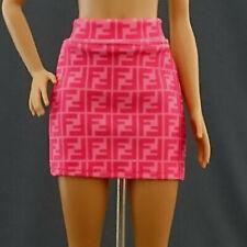 "Handmade~Doll skirt for 12"" Doll~Barbie,Fashion royalty,Silkstone#B06-0-001076-2"