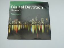 DIGITAL DEVOTION - HEAVEN *6 TRACK CHEEKY TRAX FUTURE FREAKZ REMIX* TRANCE PROMO