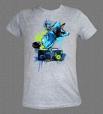 Break Dance Street Dance Free Style Hip Hop Rap music cool T-shirt