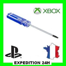 Tournevis Torx T8 Tamper Microsoft Xbox 360, Ps3, Ps4 PlayStation 3 Slim NEUF GZ