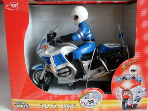 S.O.S. Bike Polizei, Simba Dickie Spielzeug Neu, OVP