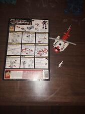 Blades 100% Complete 1986 Vintage Hasbro G1 Transformers uncut card
