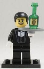 New LEGO Collectible Minifigure Series 9 - Waiter