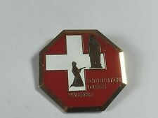 pins pin BROCHE RELIGION SUISSE LOURDES PELERINAGE