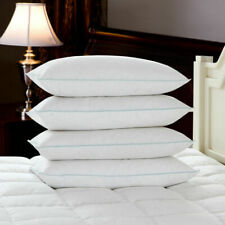 Super Soft Duck Feather & Down Non-allergenic Extra Filled Hotel Quality Pillows