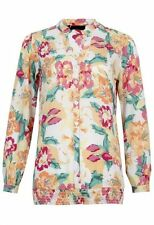 Dorothy Perkins Women's Floral Polyester Blouse Tops & Shirts