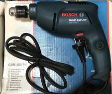 Trapano Bosch GBM 450 RE rotativo da banco reversibile