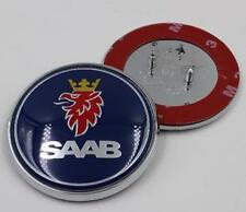NEW Saab 9-5 9-3 Front Hood Bonnet Emblem Badge Symbol Logo 68MM 2.625""