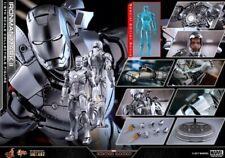 Hot Toys Iron Man Mark II MK 2 DIE CAST Exclusive Tony Stark MMS431 D20