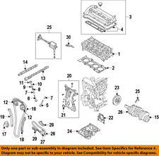 MAZDA OEM 09-11 Tribute-Engine Timing Cover ZZC310500A