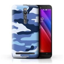 Blue Rigid Plastic Cases & Covers for ASUS ZenFone 2