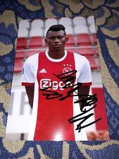 Signiertes Foto Mateo Cassierra Ajax Amsterdam  NEU