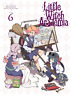 New Little Witch Academia Vol.6 First Limited Edition DVD+Making Book+Card Japan