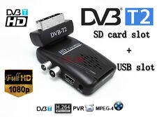 Free View 2000 Channels Digital Terrestrial Receiver TV Tuner DVB-T Freeview Box