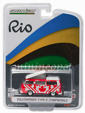 GREENLIGHT 51037 E RIO VW VOLKSWAGEN WORLD GAME 1/64 CANADA