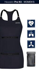 Hexoskin Pro Kit For Women Size Small Brand New Wearable Body Metrics RRP $579