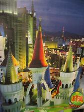 Las Vegas poster Nevada Casino Gambling Collectible Mancave Gift Vintage