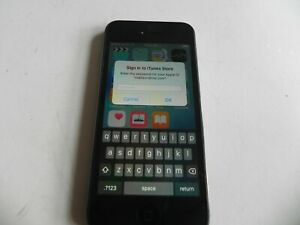 Apple iPhone 5 Black Sprint Clean ESN for parts Please Read