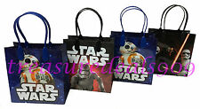 24 PCS STAR WARS GOODIE GIFT BAGS STORM TROOPERS PARTY FAVORS TREAT BIRTHDAY BAG
