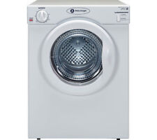 WHITE KNIGHT C38AW COMPACT TUMBLE DRYER REVERSE ACTION 3.5KG