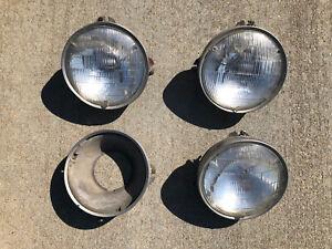 67-68 pontiac firebird headlight assembly