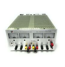 Topward TPS-4000 Dual Tracking DC Power Supply Electric Instrument