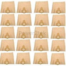 20 X (20 L) Sacchetti per aspirapolvere POWERPLUS POW0340A NUOVO