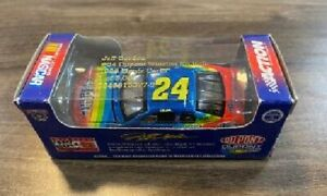 JEFF GORDON 1998 DUPONT WINSTON NO BULL RAINBOW 1/64 RCCA ACTION CAR 1/5,000