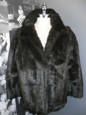 Faux Fur Other Outdoor Plus Size Coats & Jackets for Women