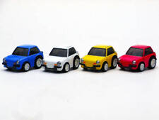 Little Choro Nissan Be-1 Types Set 7-Eleven Selection 10 Superb Condition Japan