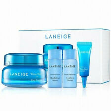 LANEIGE Water Bank Gel Cream Set (for Oily & Combination Skin) + Free Masks