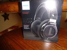 Philips SHP9500 Hi-Fi Stereo Headphones - Black, brand new!
