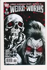 Weird Worlds, Lobo! Garbage Man! Tanga! #5 ~ DC Comics 2011 ~ VF/NM (HX430)