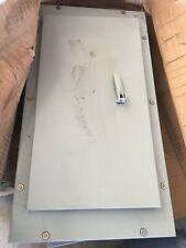 GE 225 amp 3R Outdoor 480 volt Main Lug Panel AB373 NEW!