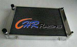 62MM  aluminum radiator FOR Triumph TR7 1980 1981 80 81 manual MT
