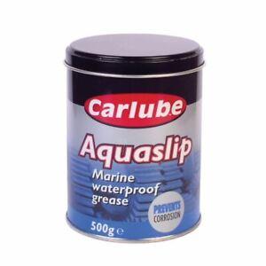 Carlube Aqua Slip Waterproof All Purpose Grease Boats Stern Tubes Boat Trailers